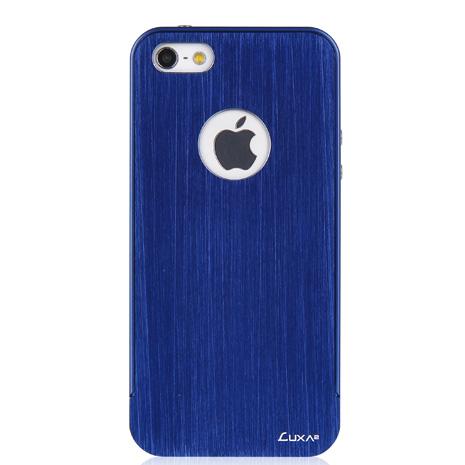 LUXA2 Alum Edge全鋁合金 iPhone 5/5S保護框-深藍