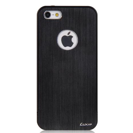 LUXA2 Alum Edge全鋁合金 iPhone 5/5S保護框-黑