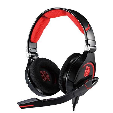 【Tt eSPORTS】克諾司CRONOS【進化版】耳罩式 電競耳機