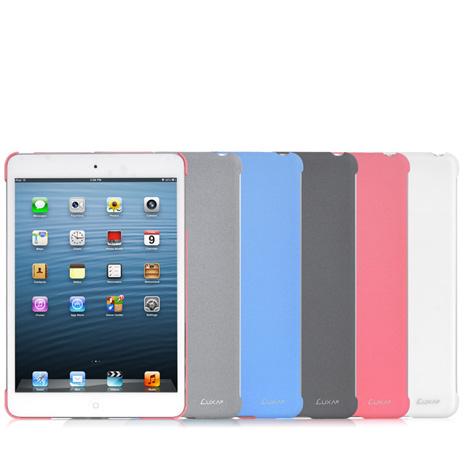 LUXA2 Sandstone iPad mini磨砂保護殼深灰
