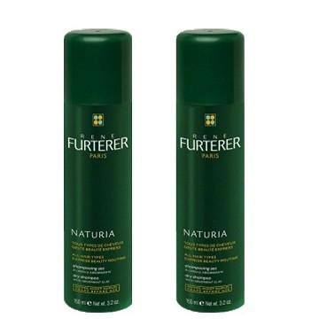 《RENE FURTERER》萊法耶 Naturia 蒔蘿乾洗髮霧 (150ml*2)