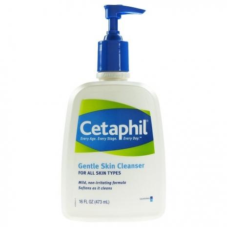 Cetaphil 舒特膚 溫和清潔乳 591ml