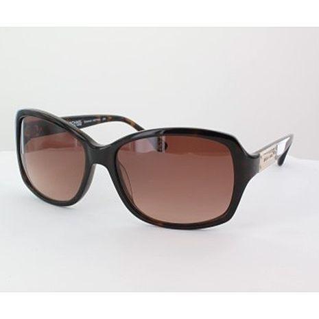 Michael Kors 棕色時尚太陽眼鏡