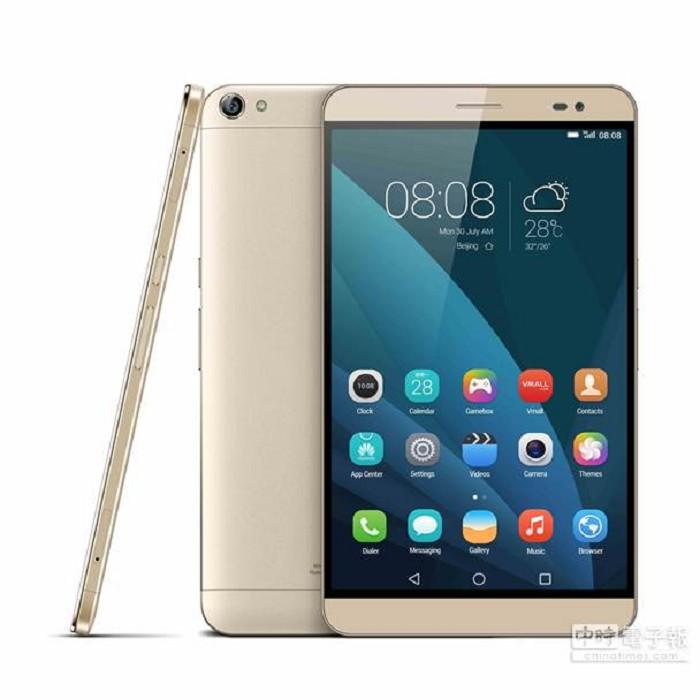 Huawei華為 MediaPad X2 32GB LTE版 7吋 雙卡雙待 八核心旗艦級可通話平板電腦~香檳金