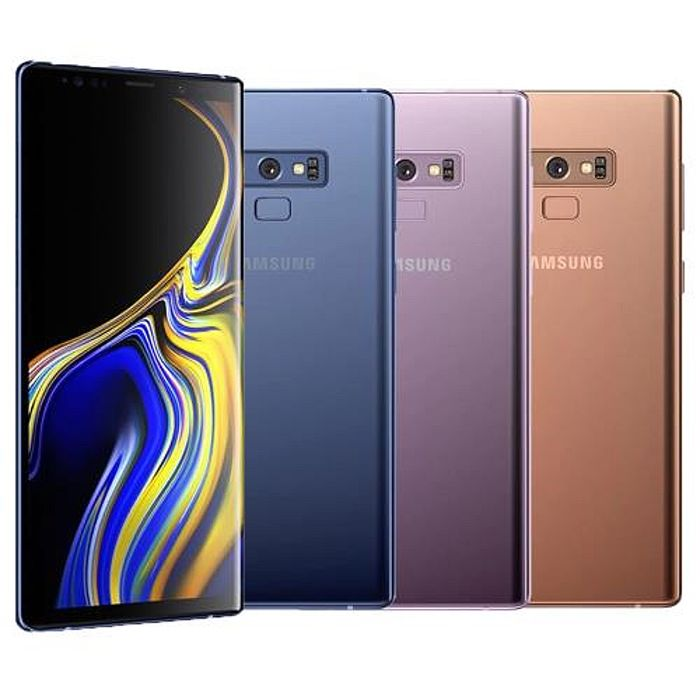 SAMSUNG Galaxy Note 9 128G 6.4吋智慧型手機 SM-N960