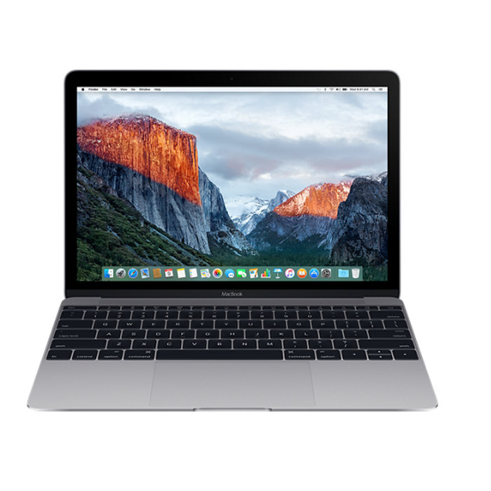 APPLE Macbook(NEW) Macbook 12吋 512GB (共四色)