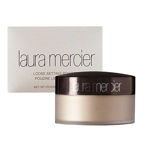 Laura Mercier 蘿拉蜜思 柔光透明蜜粉 (透明色) 29g (買即贈雅詩蘭黛 唇蜜4.6ml)
