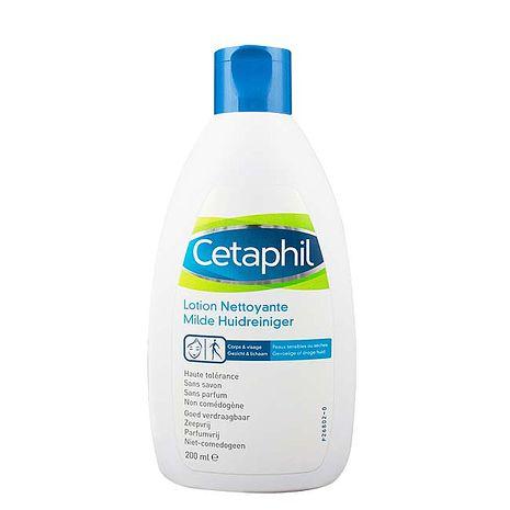 Cetaphil 舒特膚 溫和潔膚乳 200ml 效期:2017/09 (APP特殺)