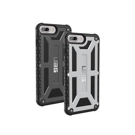 UAG iPhone X/Xs 頂級版耐衝擊保護殼(通過美國軍規耐衝擊認証) (黑金/白金 兩色可選)
