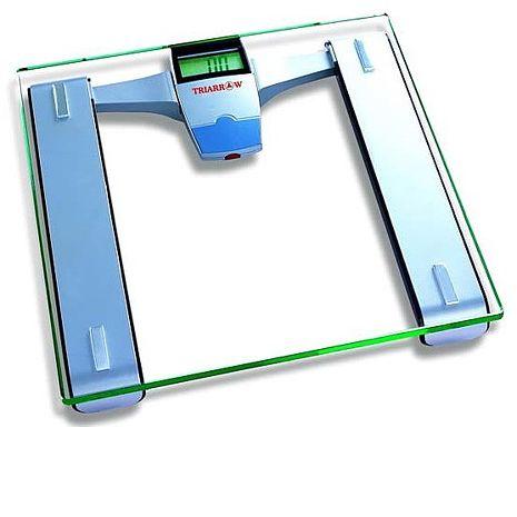 【三箭牌】可移式視窗玻璃電子體重計EB-9101