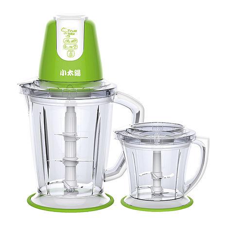 【小太陽】多功能食物調理機/雙杯組/TK-9635(特賣)