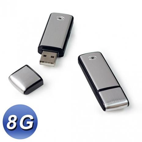 USB 8G 隨身型錄音碟