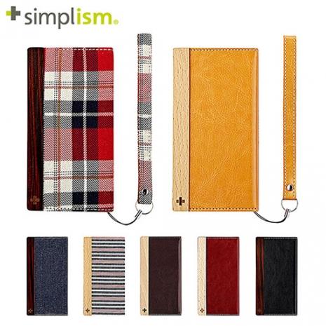 【福利品特賣】Simplism iPhone6 4.7吋 記事本型側翻掀蓋保護套-手機平板配件-myfone購物