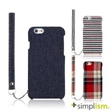 ~ 品 ~Simplism iPhone 6 Plus 布面保護殼組