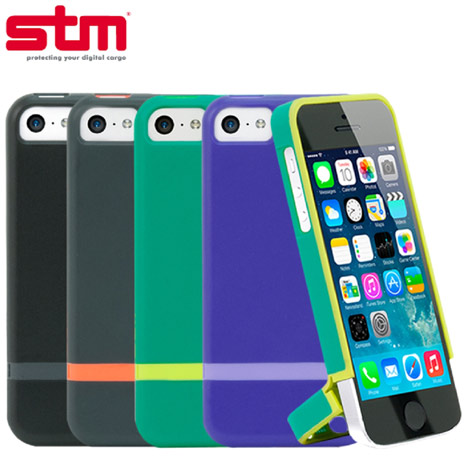 STM Harbour 2系列iPhone5C保護殼-手機平板配件-myfone購物