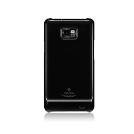 【原廠精品】SGP 三星 S2 超薄保護殼(經典黑) - Case Ultra Thin Air for Samsung Galaxy S2