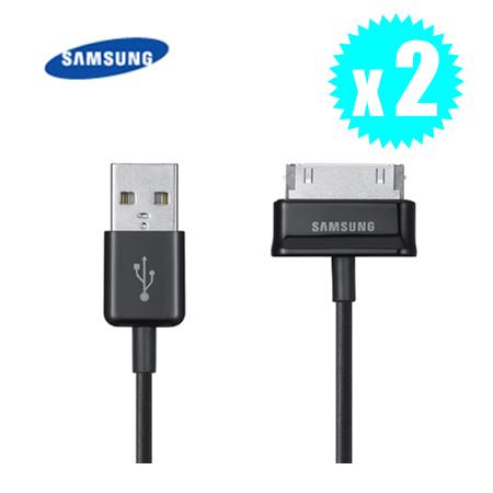 (裸裝)【三星原廠2入】Samsung Galaxy Tab USB 傳輸線 / 充電線 (平板電腦) ECC1DP0UBE
