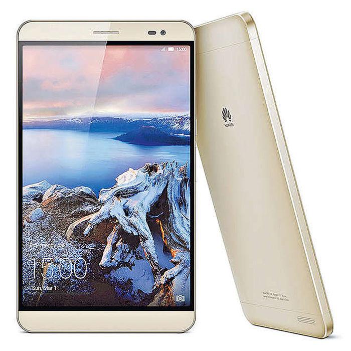 (送五大好禮)HUAWEI 華為 MediaPad X2 7吋八核LTE可通話平板(32GB)-限量金