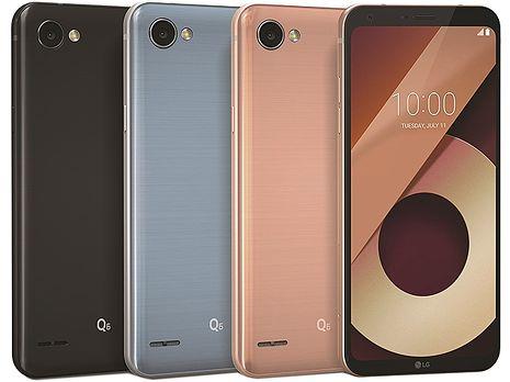 LG Q6 5.5吋雙卡雙待八核心智慧型手機 (1111瘋殺品)燦光銀