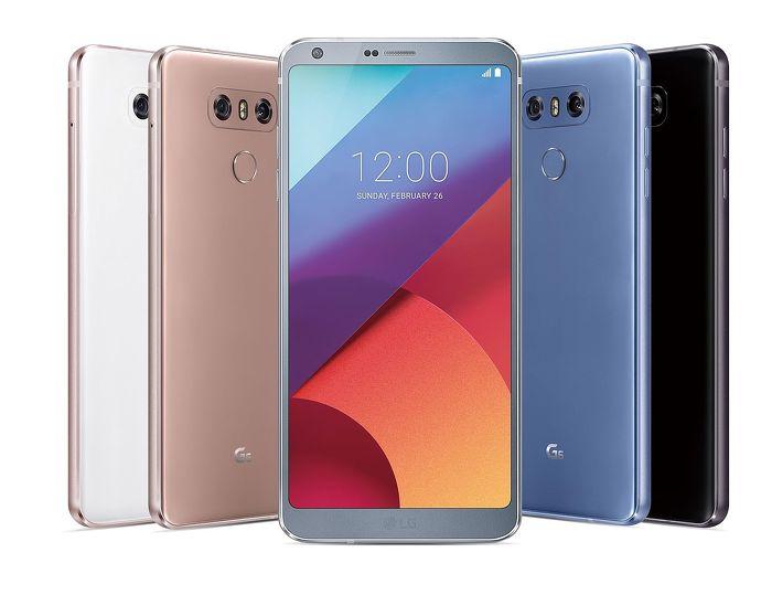 LG G6 5.7吋防水防塵智慧型手機 (1111瘋殺品)冰晶銀