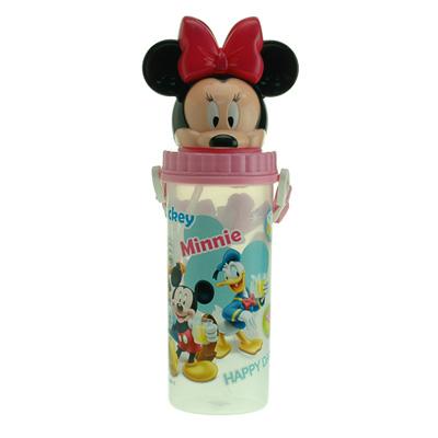 迪士尼展用  迪士尼造型水壺-米妮