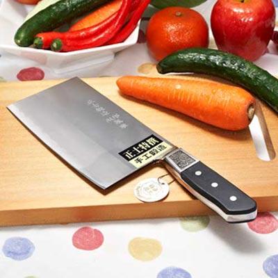 正士菜刀-銀雕片刀