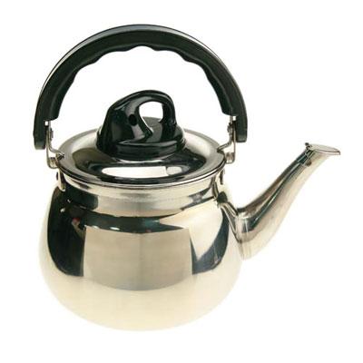 《泉光牌》不鏽鋼笛音茶壺7L