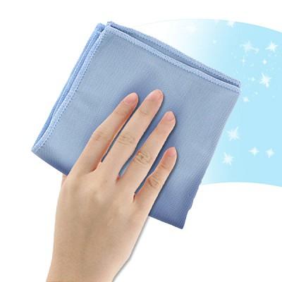 (塵咬巾) 玻璃光亮清潔巾-2入