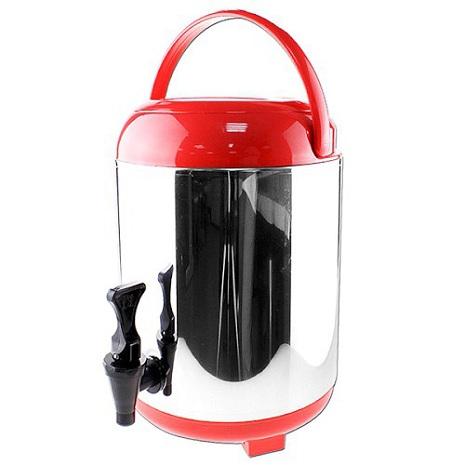 雄獅 不鏽鋼日式手提保溫桶-10公升