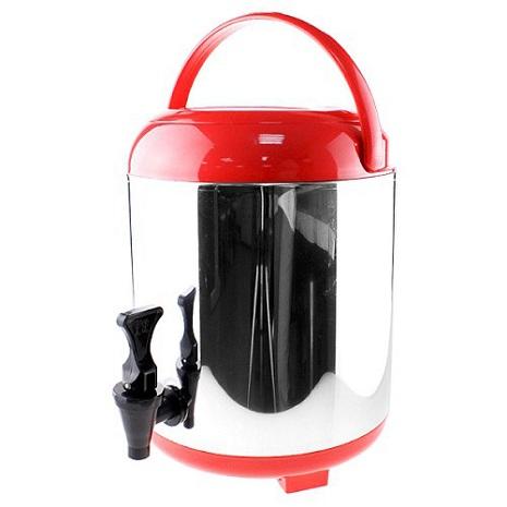 雄獅 不鏽鋼日式手提保溫桶-8公升