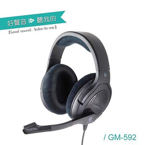 【ALTEAM我聽】 GM-592 專業電競耳麥