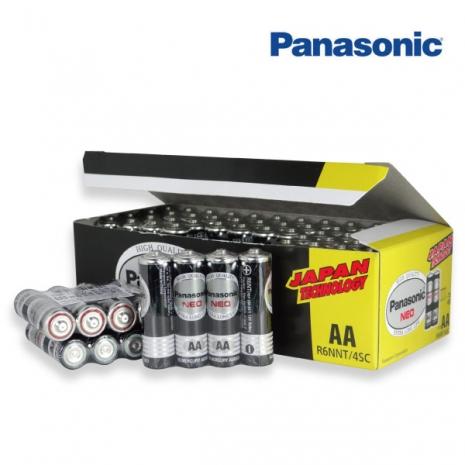Panasonic 國際牌 黑錳乾電池 3號電池(AA) 超值60入/盒