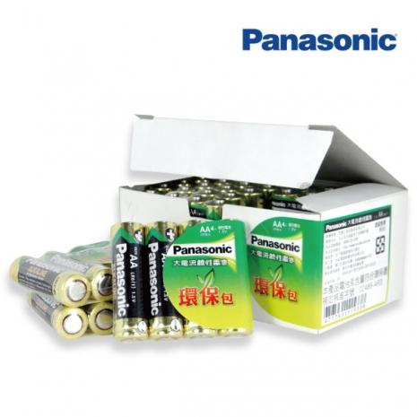 Panasonic 國際牌 3號(AA) 鹼性電池 超值40入/盒