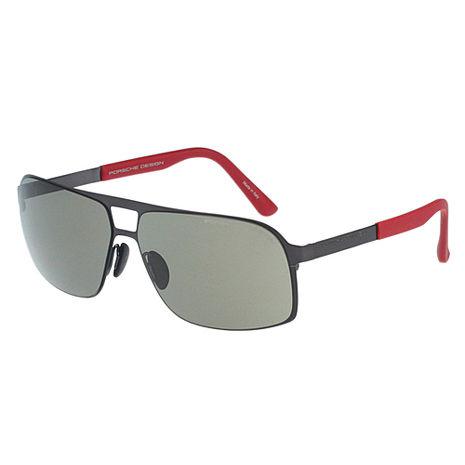 Porsche Designs 保時捷- 太陽眼鏡(槍色)-服飾‧鞋包‧內著‧手錶-myfone購物