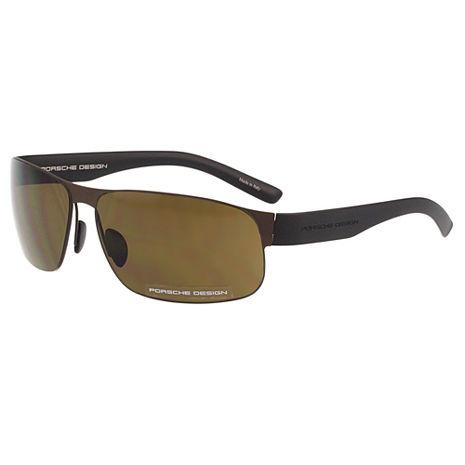 Porsche Designs 保時捷- 太陽眼鏡(咖啡色)-服飾‧鞋包‧內著‧手錶-myfone購物