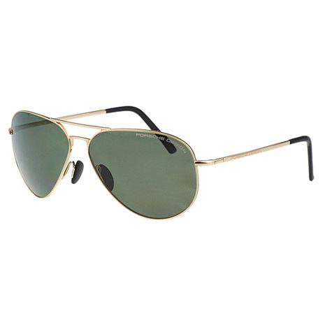 Porsche Designs 保時捷- 太陽眼鏡(淡金色)-服飾‧鞋包‧內著‧手錶-myfone購物