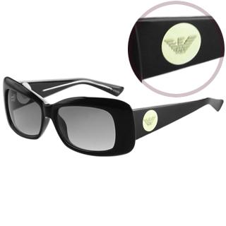 ARMANI-時尚太陽眼鏡(黑色) 活動品