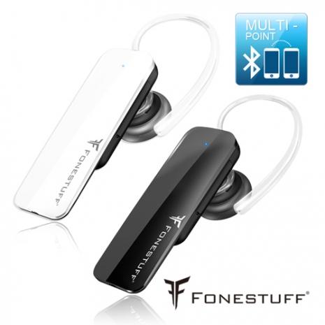 Fonestuff瘋金剛 一對二高話質藍芽耳機FB002黑
