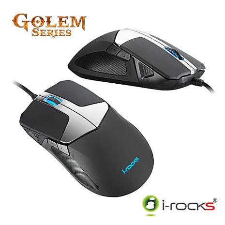 【福利品】i-Rocks M20 Golem光學電競滑鼠