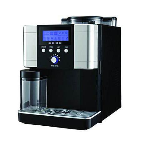 CEBO 喜寶全自動咖啡機 YCC50A銀