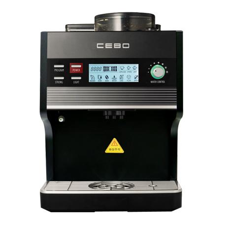 CEBO 喜寶全自動咖啡機 // YCC50C黑