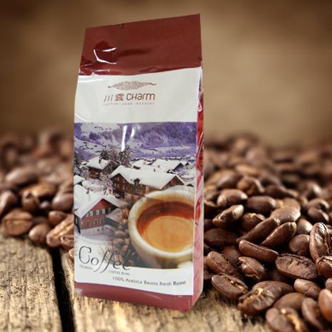 川雲 義大利濃縮咖啡豆(1磅) 450g-戶外.婦幼.食品保健-myfone購物