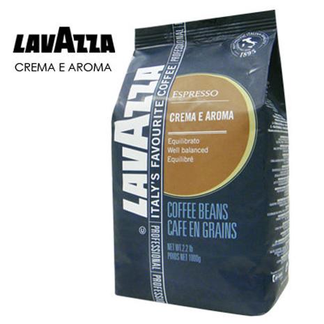 義大利 LAVAZZA Crema E Aroma 咖啡豆(1000g)