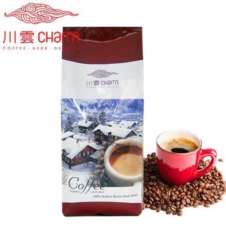 川雲 嚴選可娜圓豆咖啡(1磅) 450g