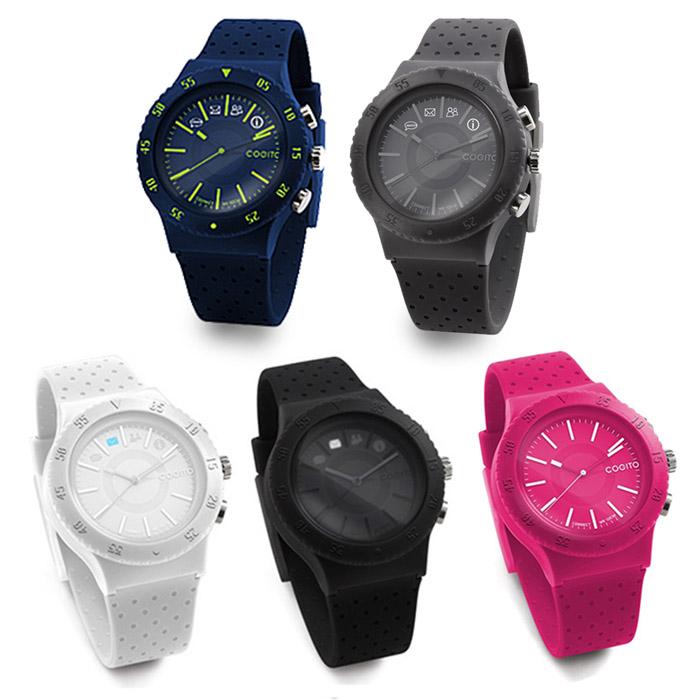 COGITO POP 時尚藍芽手錶