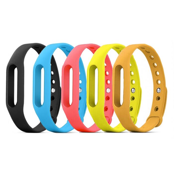 (加購) 藍牙心率穿戴手環錶帶 - 隨機色