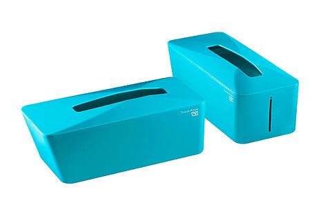 Tissue.Know面紙盒-土耳其藍