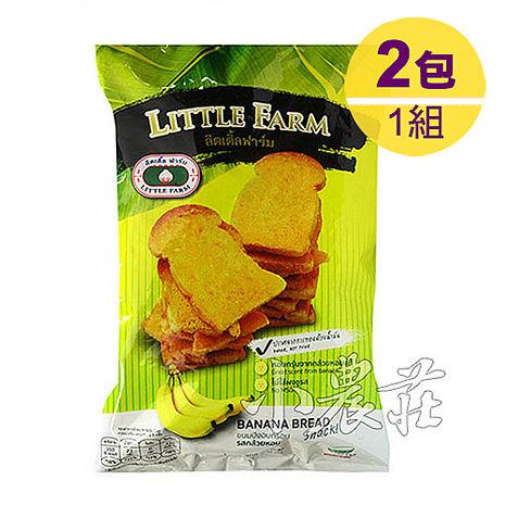 Little Farm 麵包餅乾.香蕉味 (1組/2包)