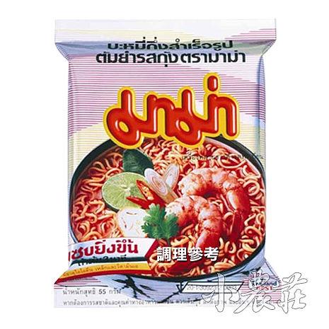 MAMA 蝦味麵_(1包/55g)-品牌館