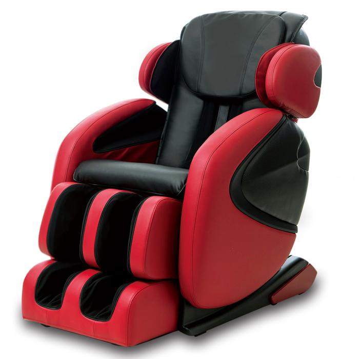 七星級摩幻空間臀感按摩椅 SC-671極簡棕